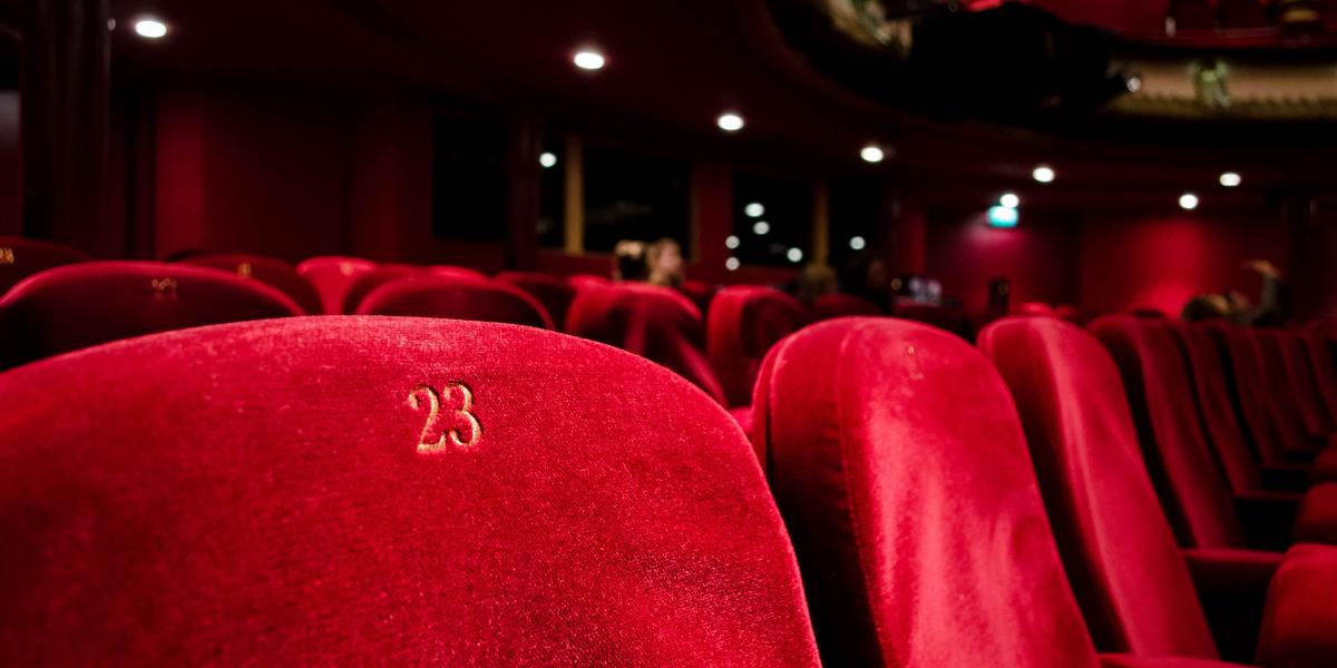 Image of cinema seats