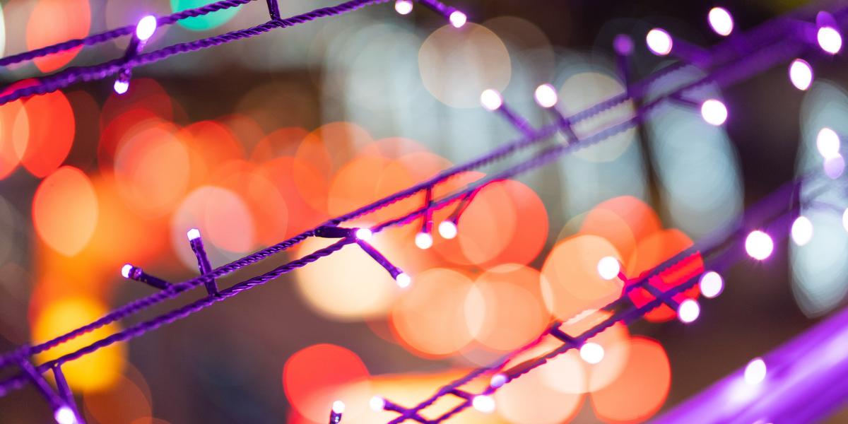 Image of fairy lights